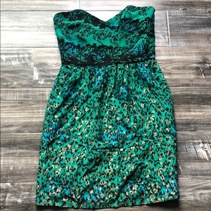 Charlie Jade Strapless Dress